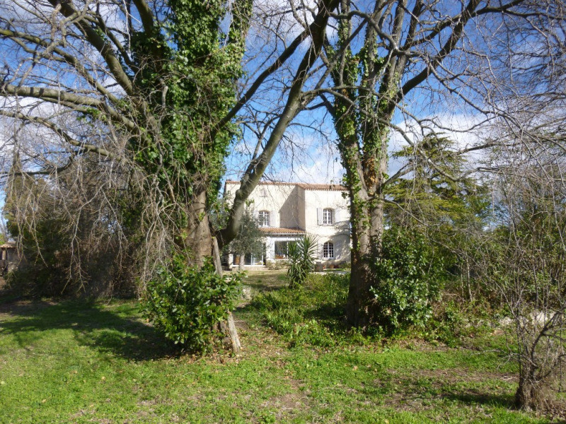 Sale house / villa Marguerittes 500 000€ - Picture 1