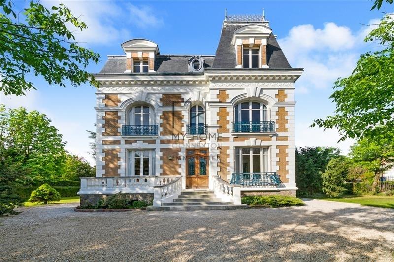 Venta de prestigio  casa Enghien les bains 1842000€ - Fotografía 3