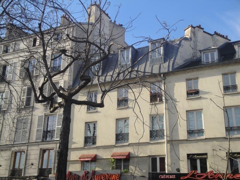 Vente appartement Paris 5ème 305000€ - Photo 2