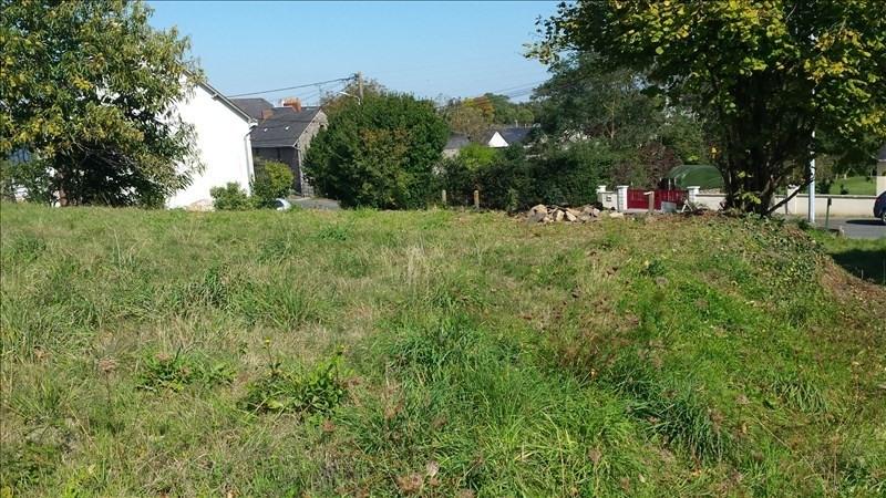 Vente terrain Moisdon la riviere 27375€ - Photo 2