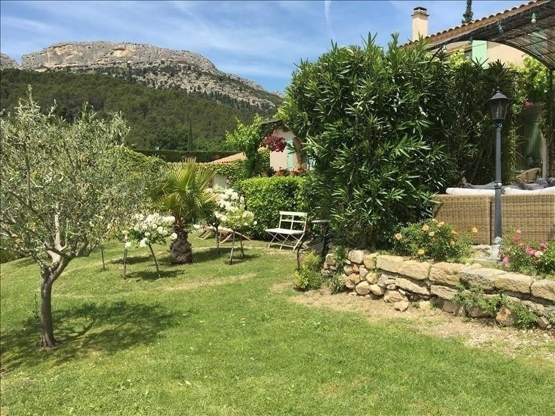 Vente de prestige maison / villa Beaumes de venise 829000€ - Photo 4