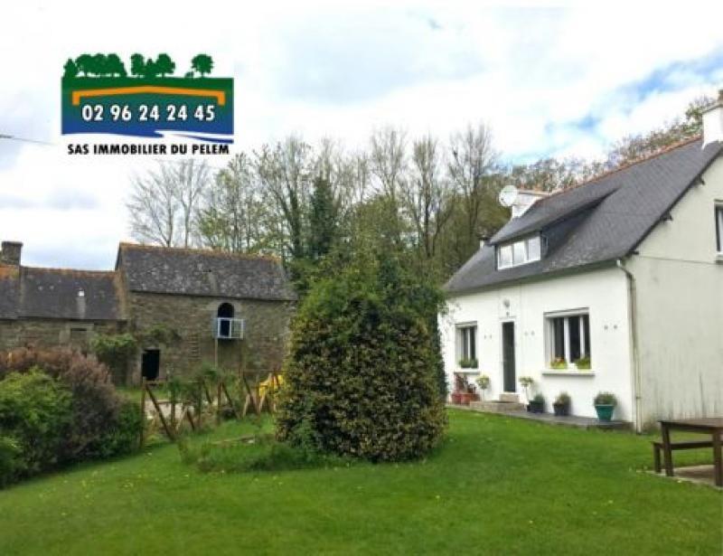 Sale house / villa Mael carhaix 137500€ - Picture 1