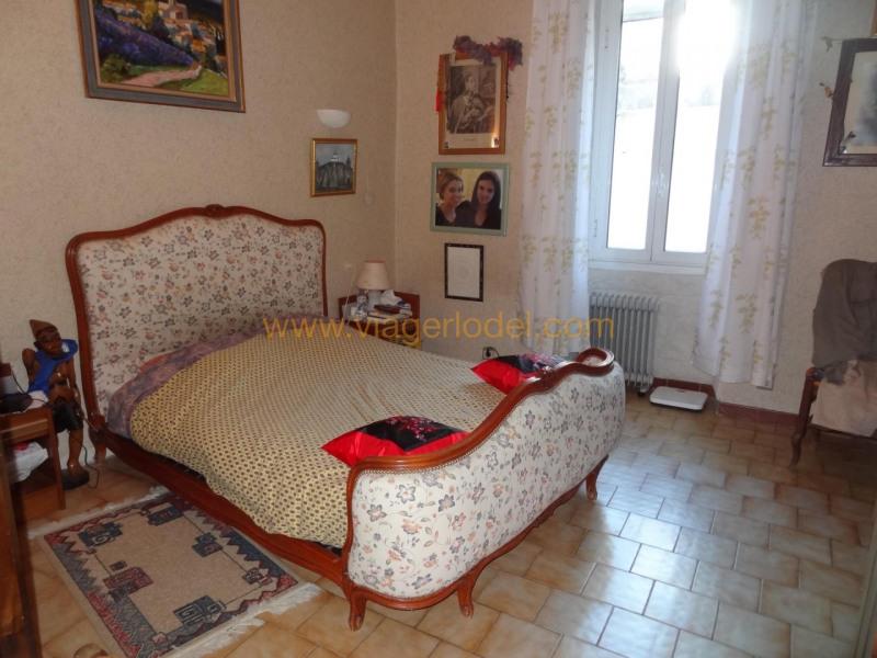 Vendita nell' vitalizio di vita casa Montfrin 90000€ - Fotografia 7