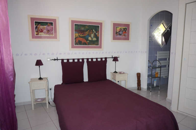 Vacation rental house / villa Cavalaire sur mer 1 600€ - Picture 21