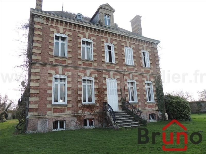 Venta de prestigio  casa Ponthoile 650000€ - Fotografía 2