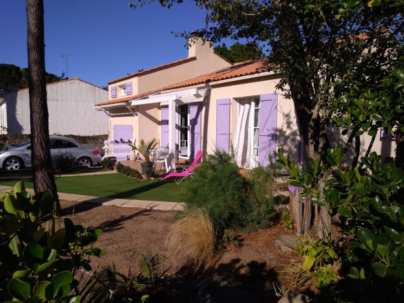Vente maison / villa Bretignolles sur mer 282200€ - Photo 1