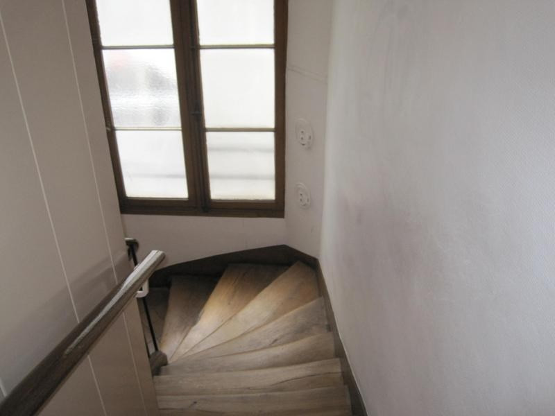Deluxe sale apartment Paris 1er 495 000€ - Picture 10