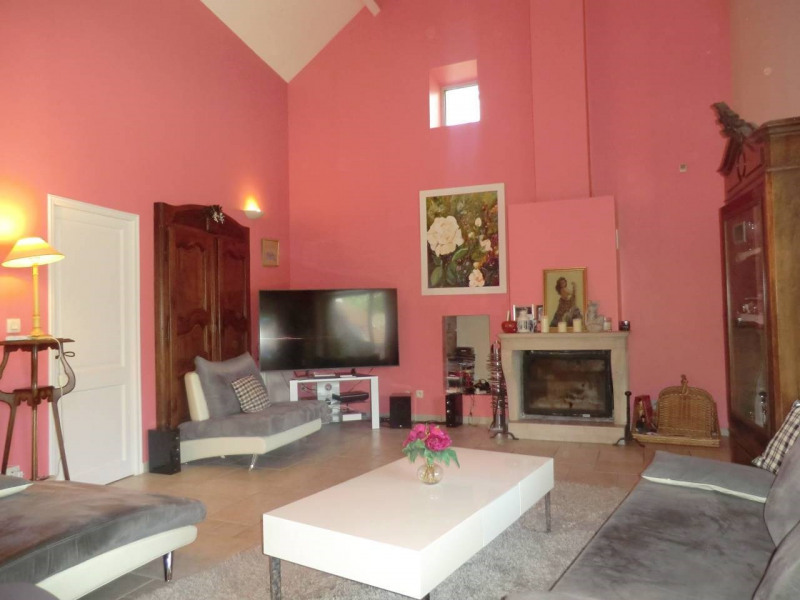 Vente maison / villa Chozeau 530000€ - Photo 6