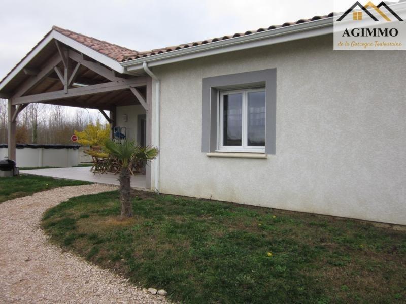 Sale house / villa L isle jourdain 288750€ - Picture 1