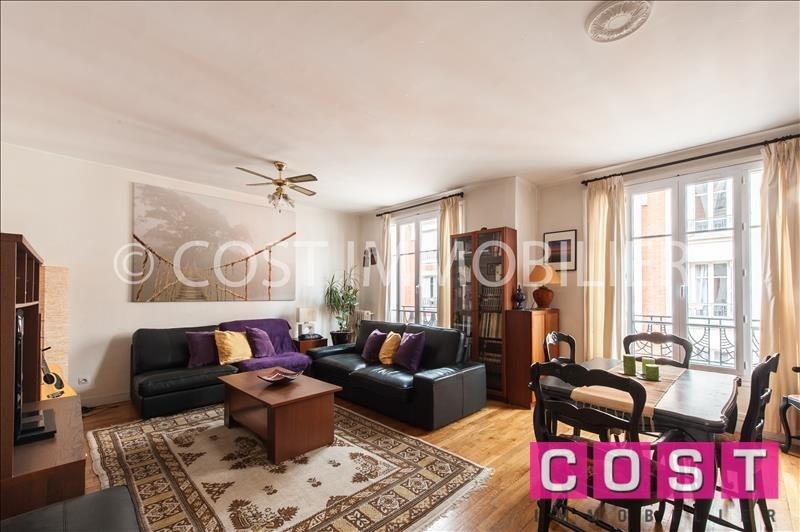Vendita appartamento Asnieres sur seine 515000€ - Fotografia 1