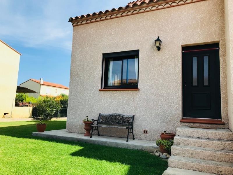 Venta  casa Villelongue de la salanque 255000€ - Fotografía 4