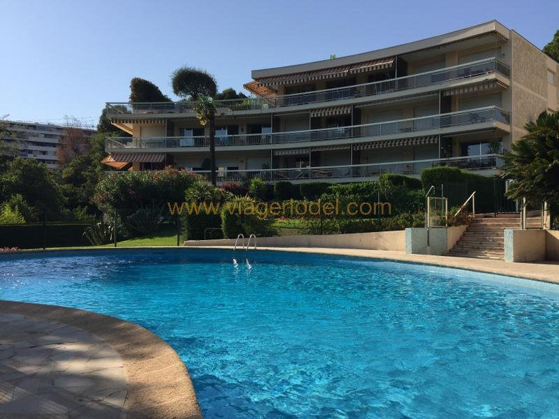 Viager appartement Cannes 155 000€ - Photo 2