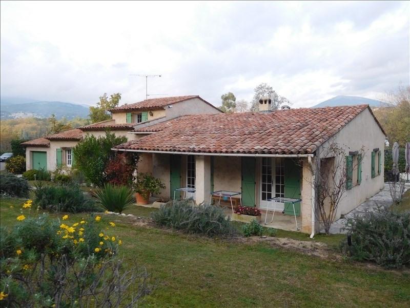 Vente de prestige maison villa 6 pi ce s opio 163 m avec 4 chambres 898 000 euros for Achat villa de prestige