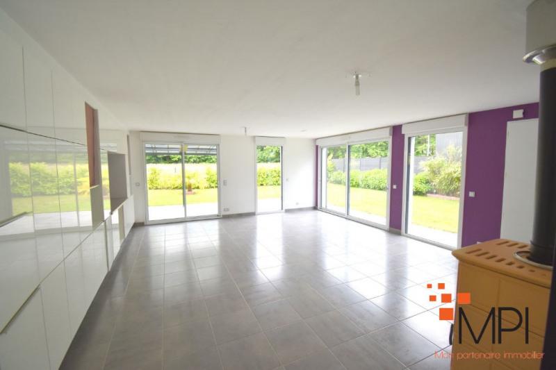 Sale house / villa La meziere 322000€ - Picture 2