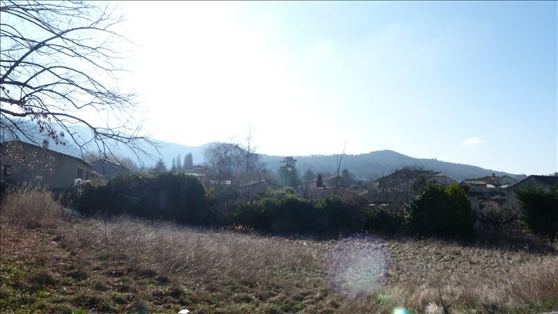 Vente terrain Malaucene 133 000€ - Photo 2