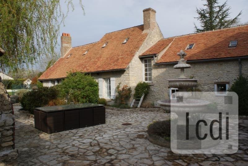 Vente de prestige maison / villa Mareau-aux-bois 355000€ - Photo 1