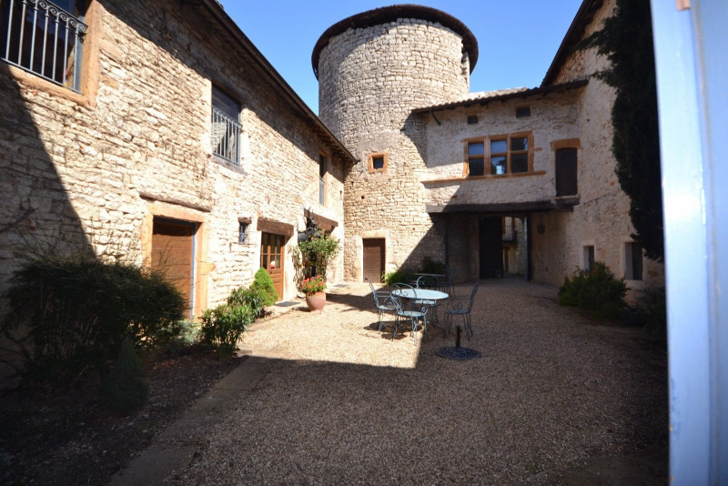Vente de prestige château Marcilly d azergues 2300000€ - Photo 27