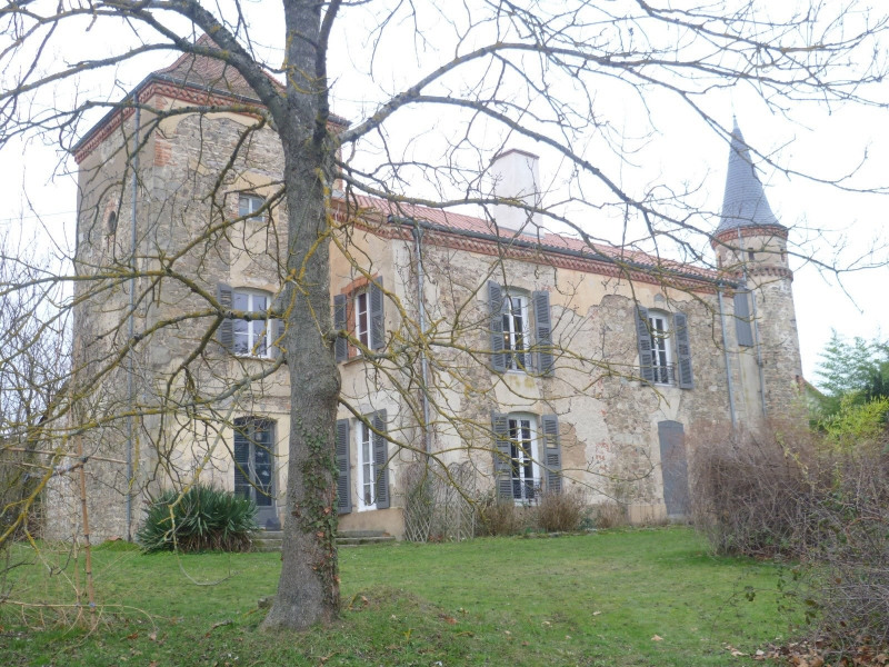 Sale house / villa St laurent de chamousset 499 000€ - Picture 1