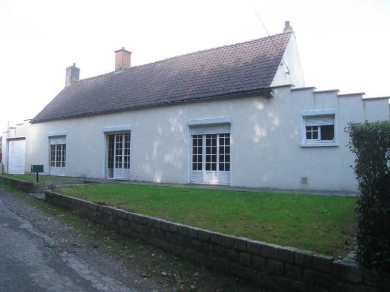 Sale house / villa St martin lez tatinghem 125760€ - Picture 1