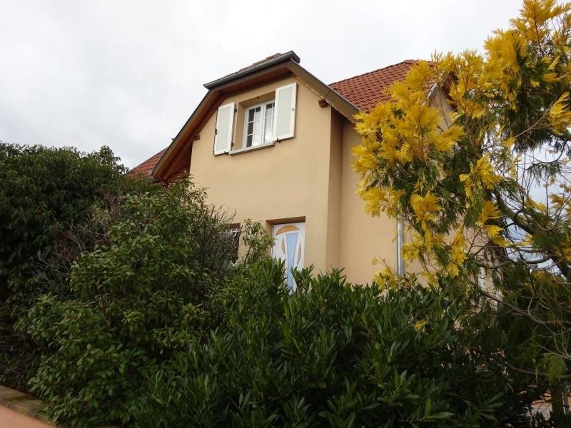 Vente maison / villa Habsheim 396000€ - Photo 1