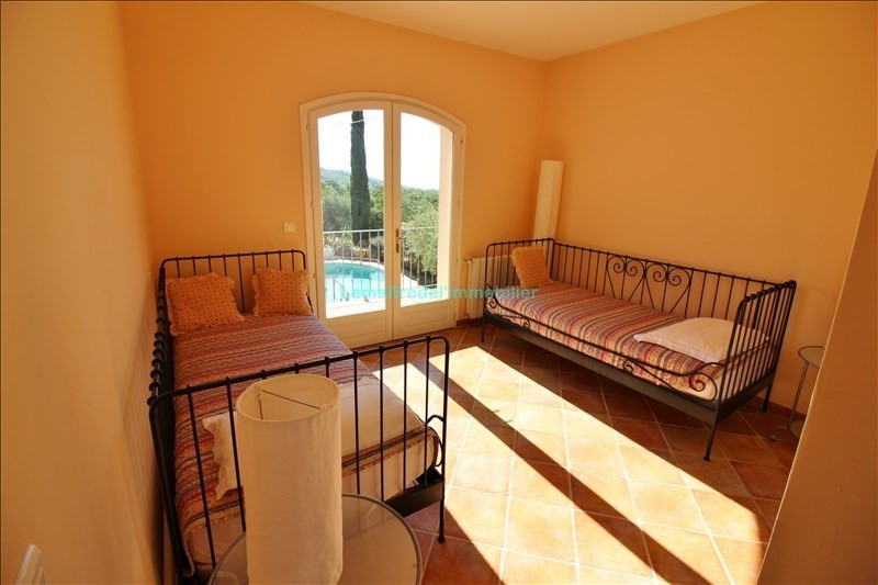 Vente de prestige maison / villa Saint cezaire sur siagne 722800€ - Photo 11