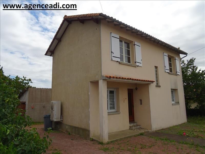 Vente maison / villa La creche 99600€ - Photo 1