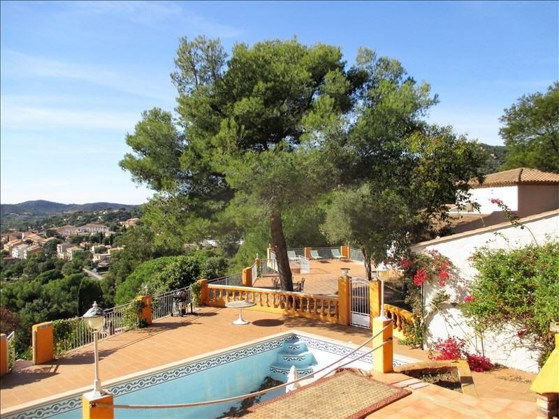 Deluxe sale house / villa Bormes les mimosas 820000€ - Picture 1
