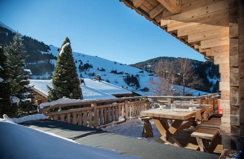 Deluxe sale house / villa La clusaz 1385000€ - Picture 6
