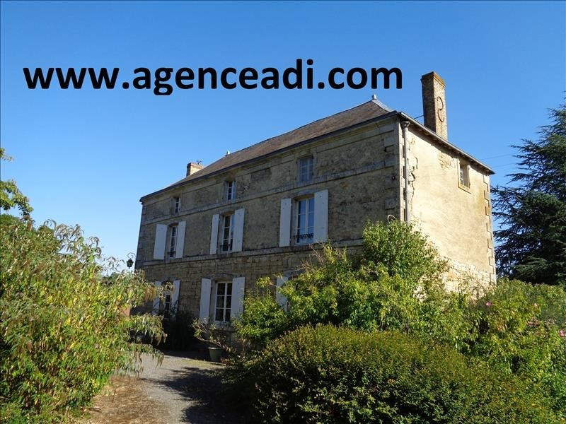 Vente maison / villa Beaussais 187 200€ - Photo 1