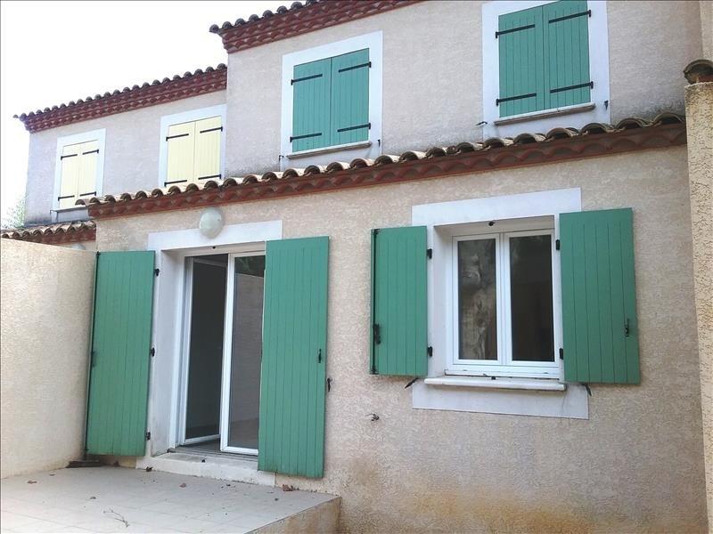 Rental house / villa St nazaire de pezan 690€ CC - Picture 1