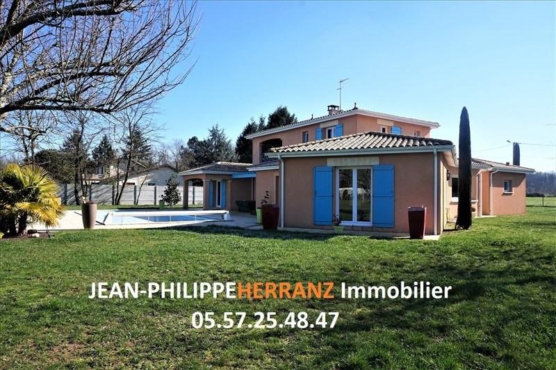 Sale house / villa Saint denis de pile 429000€ - Picture 1