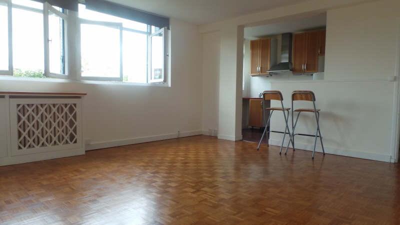 Rental apartment Asnieres sur seine 952€ CC - Picture 2