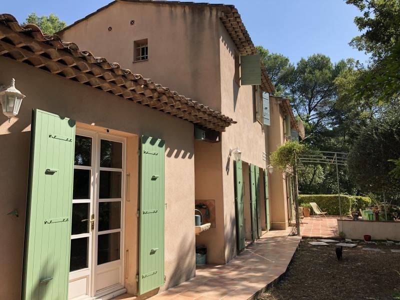Sale house / villa Eguilles 1254000€ - Picture 1