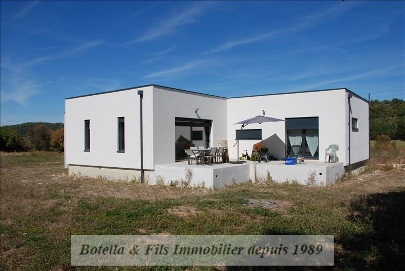 Vendita casa Goudargues 373000€ - Fotografia 1