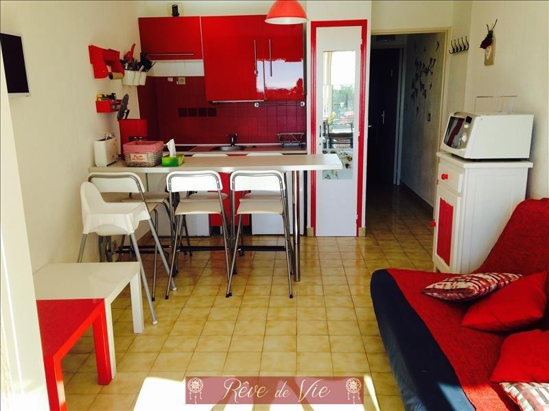 Vente appartement Le lavandou 240000€ - Photo 2