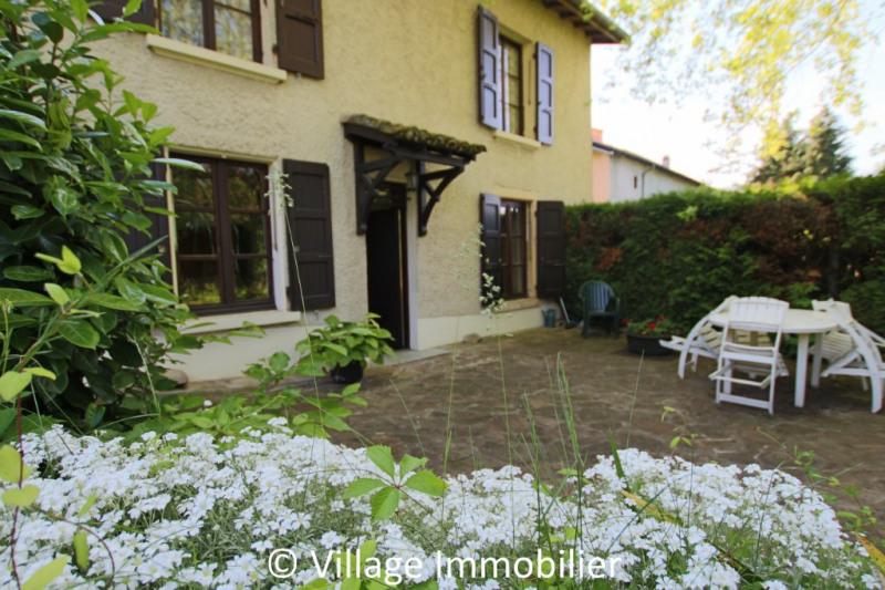 Vente maison / villa Toussieu 380000€ - Photo 2