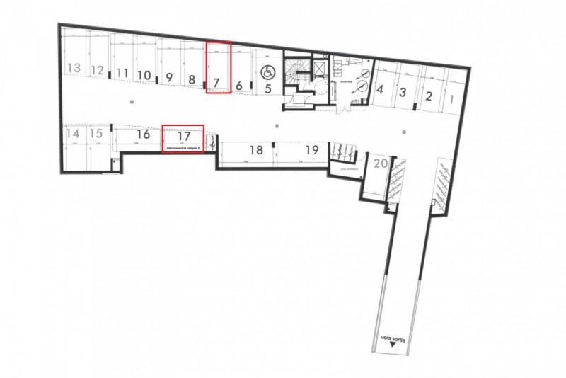 Sale parking spaces Sceaux 27000€ - Picture 1