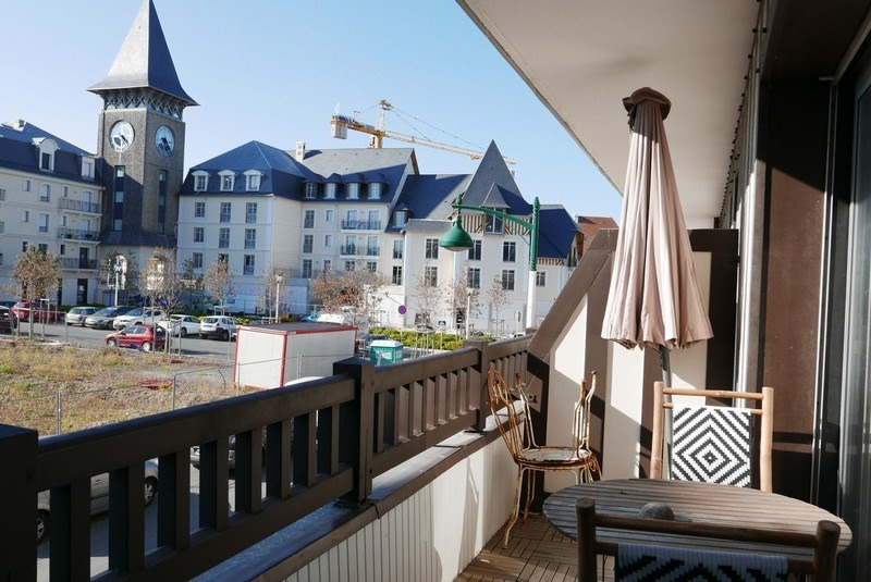 Revenda apartamento Deauville 135000€ - Fotografia 7
