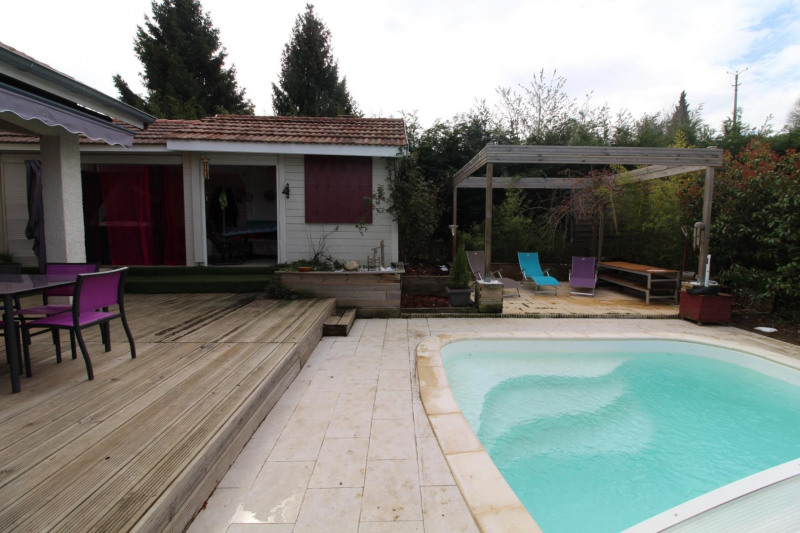Sale house / villa Bilieu 298000€ - Picture 6