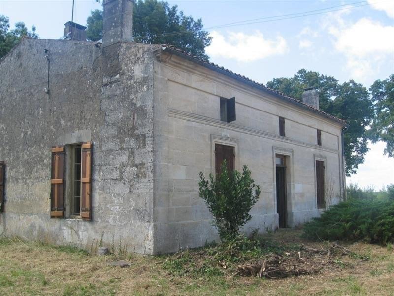 Vente maison / villa Montlieu la garde 127000€ - Photo 1