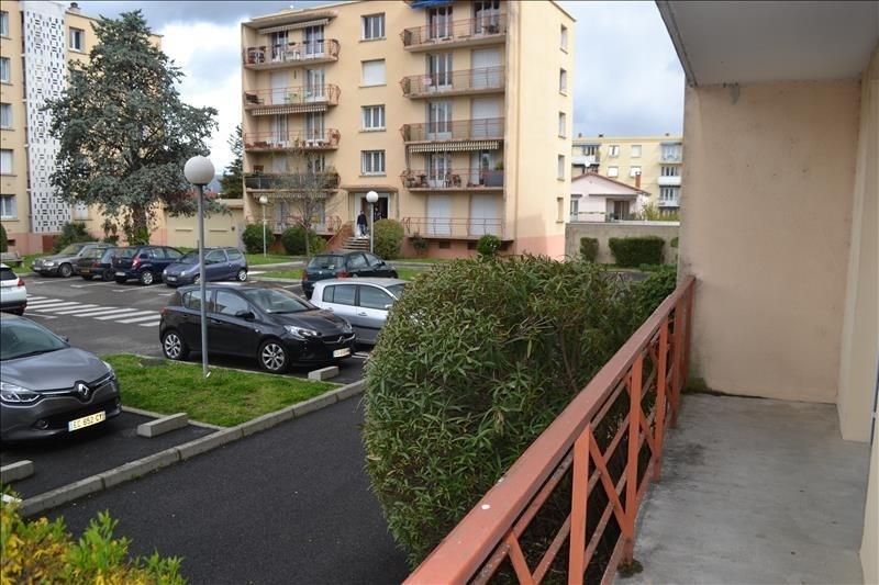 Sale apartment Montelimar 110000€ - Picture 2