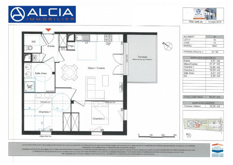 Vente appartement Villenave d'ornon 240000€ - Photo 4