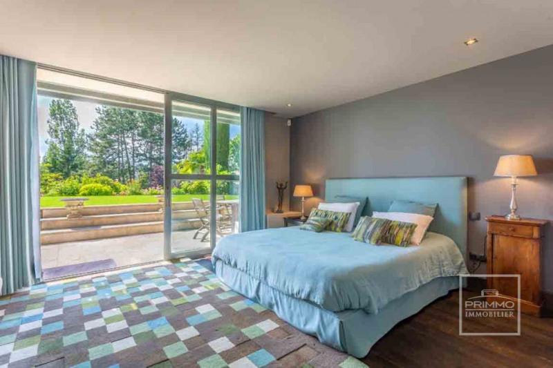 Vente de prestige maison / villa Saint cyr au mont d'or 2600000€ - Photo 9