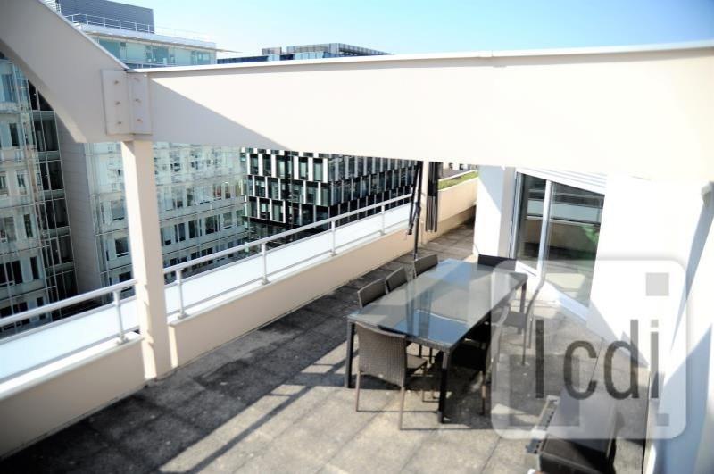 Vente de prestige appartement Lyon 6ème 760000€ - Photo 2