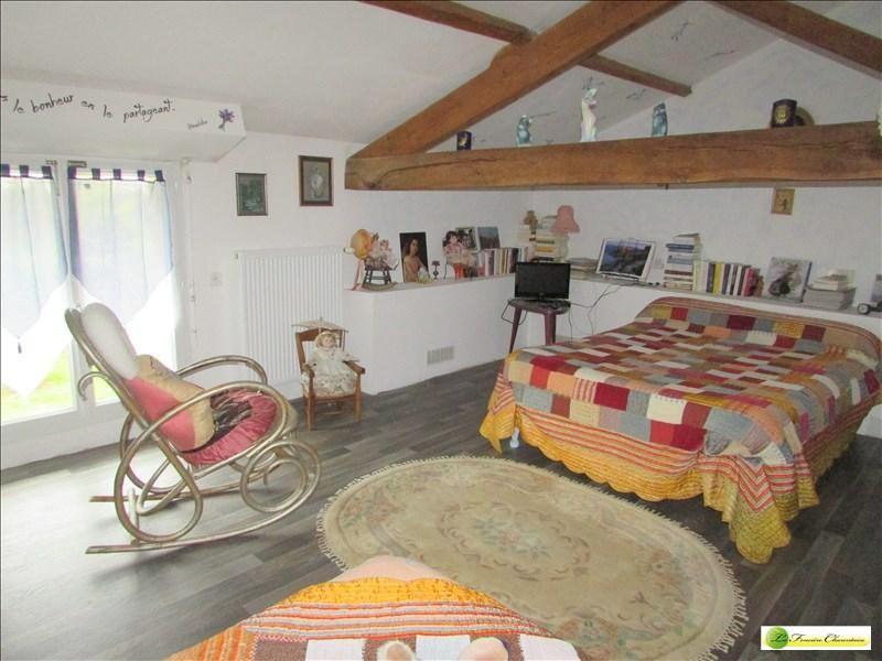Vente maison / villa Villefagnan 170000€ - Photo 7