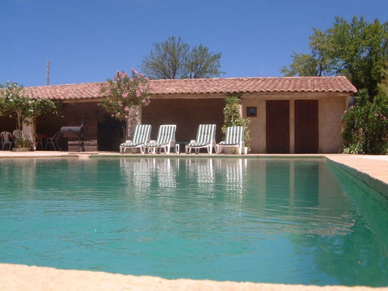 Vente de prestige maison / villa Goudargues 1 120 000€ - Photo 4