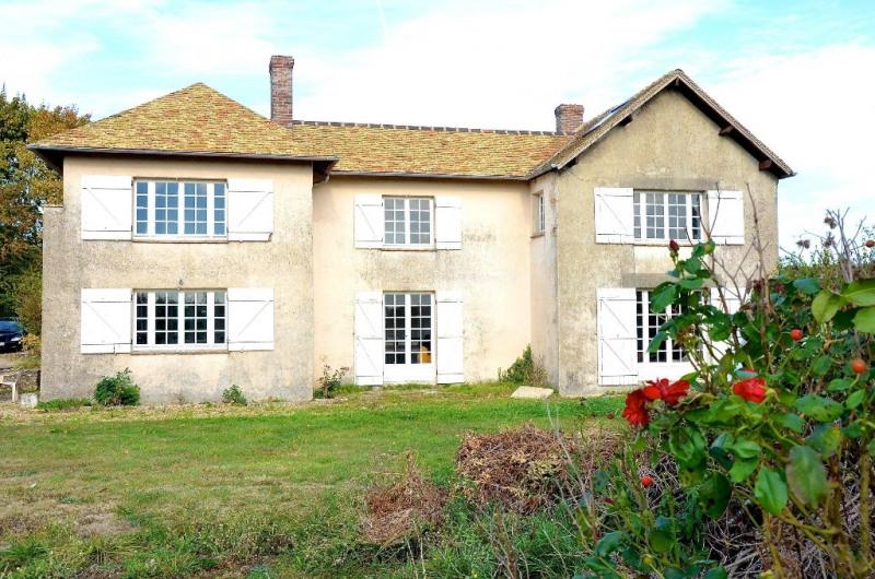 Sale house / villa Longnes 285000€ - Picture 1