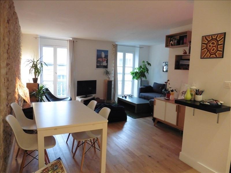 Rental apartment Saint germain en laye 1250€ CC - Picture 1