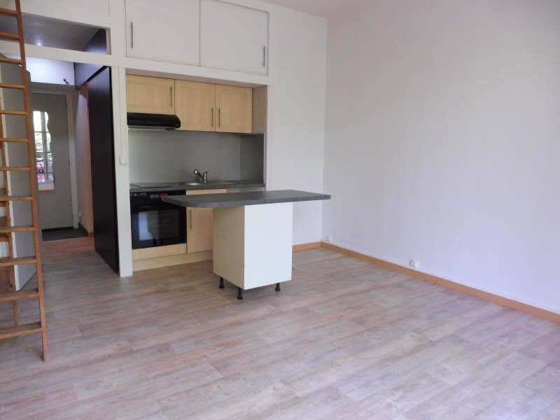 Sale apartment Gouvieux 122000€ - Picture 2