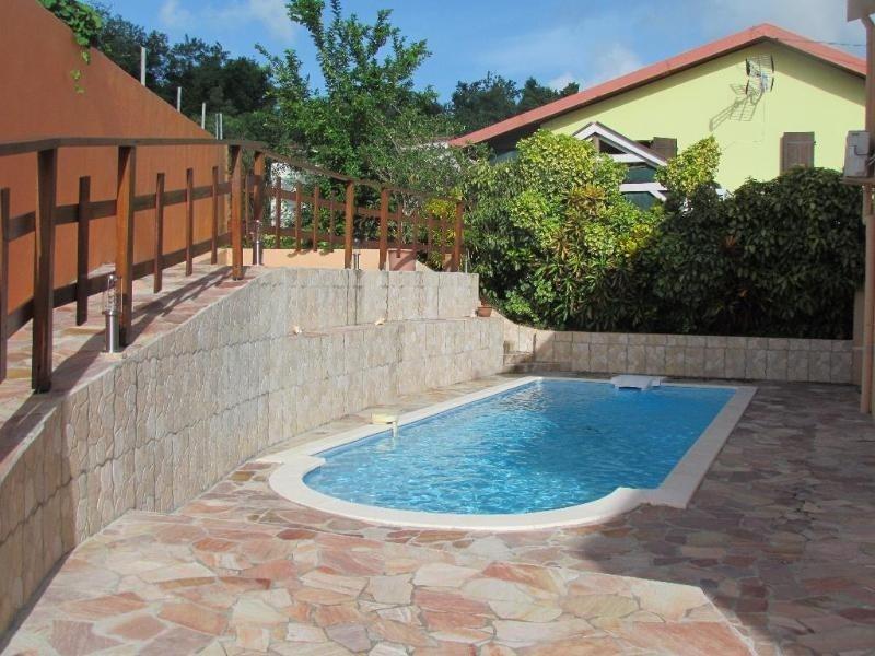 Sale house / villa Sainte luce 458000€ - Picture 1